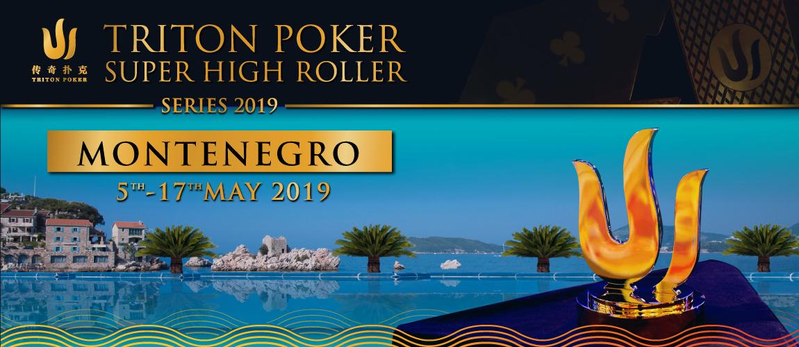 Triton Super High Roller Series Montenegro 2019