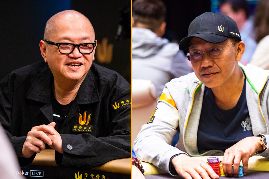 Richard Yong and Paul Phua